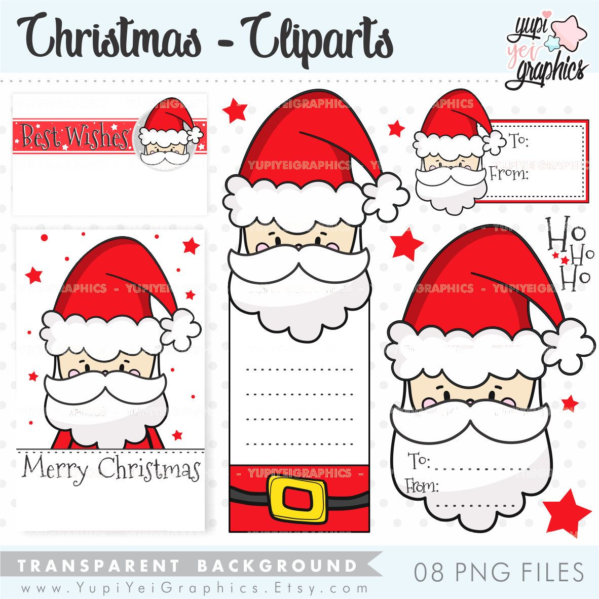 Christmas Cards Christmas Clipart Commercial Use Christmas Etsy Christmas Clipart Clip Art Christmas Cards