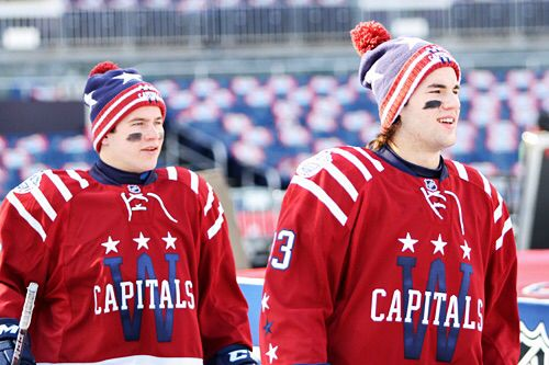 competitive price 60dc1 c3119 Tom Wilson and Mike Latta 2015 winter classic | Michael ...