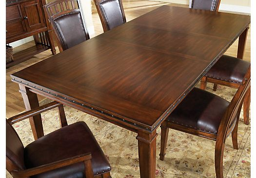 Shop For A Cindy Crawford Home Austin Hills Leg Table At Rooms To