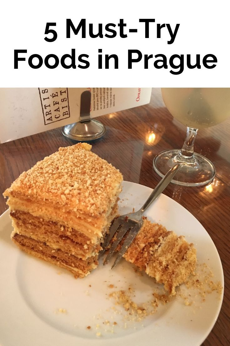 Photo of 5 Must-Try Foods in Prague – #Foods #MustTry #Prague