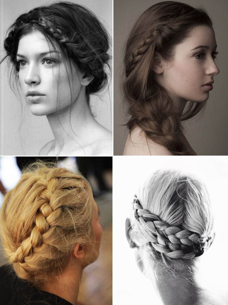 Strange Pinterest The World39S Catalog Of Ideas Hairstyles For Women Draintrainus