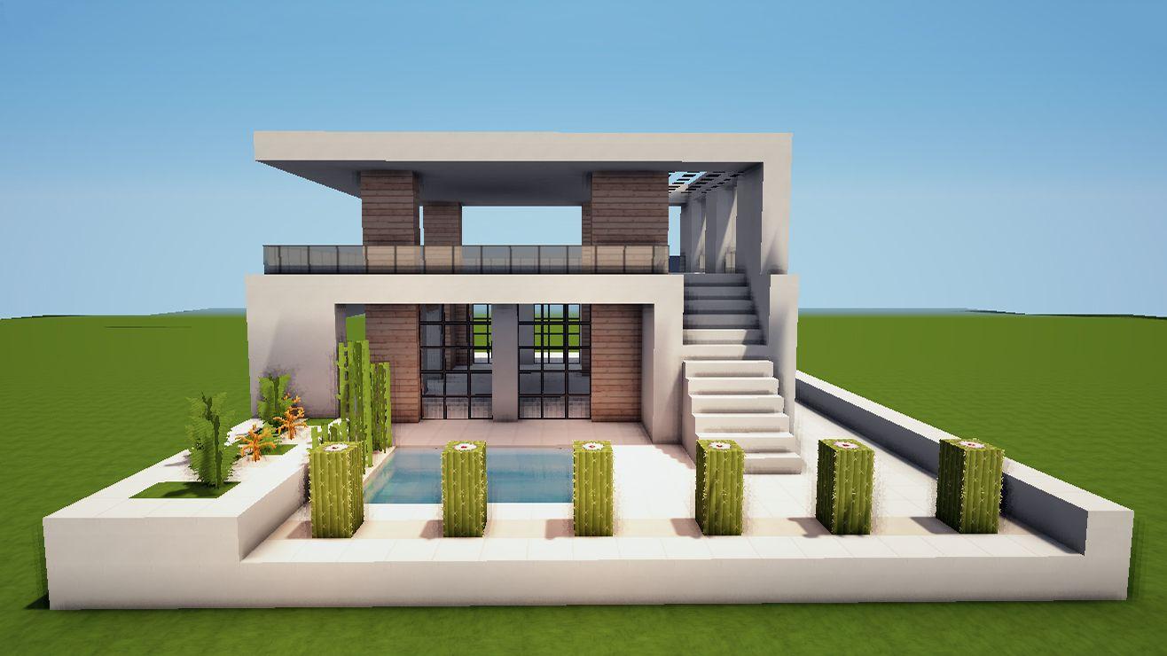 Minecraft Haus Jannis Gerzen 171 In 2020 Minecraft Haus Minecraft Haus Bauen Minecraft Haus Ideen