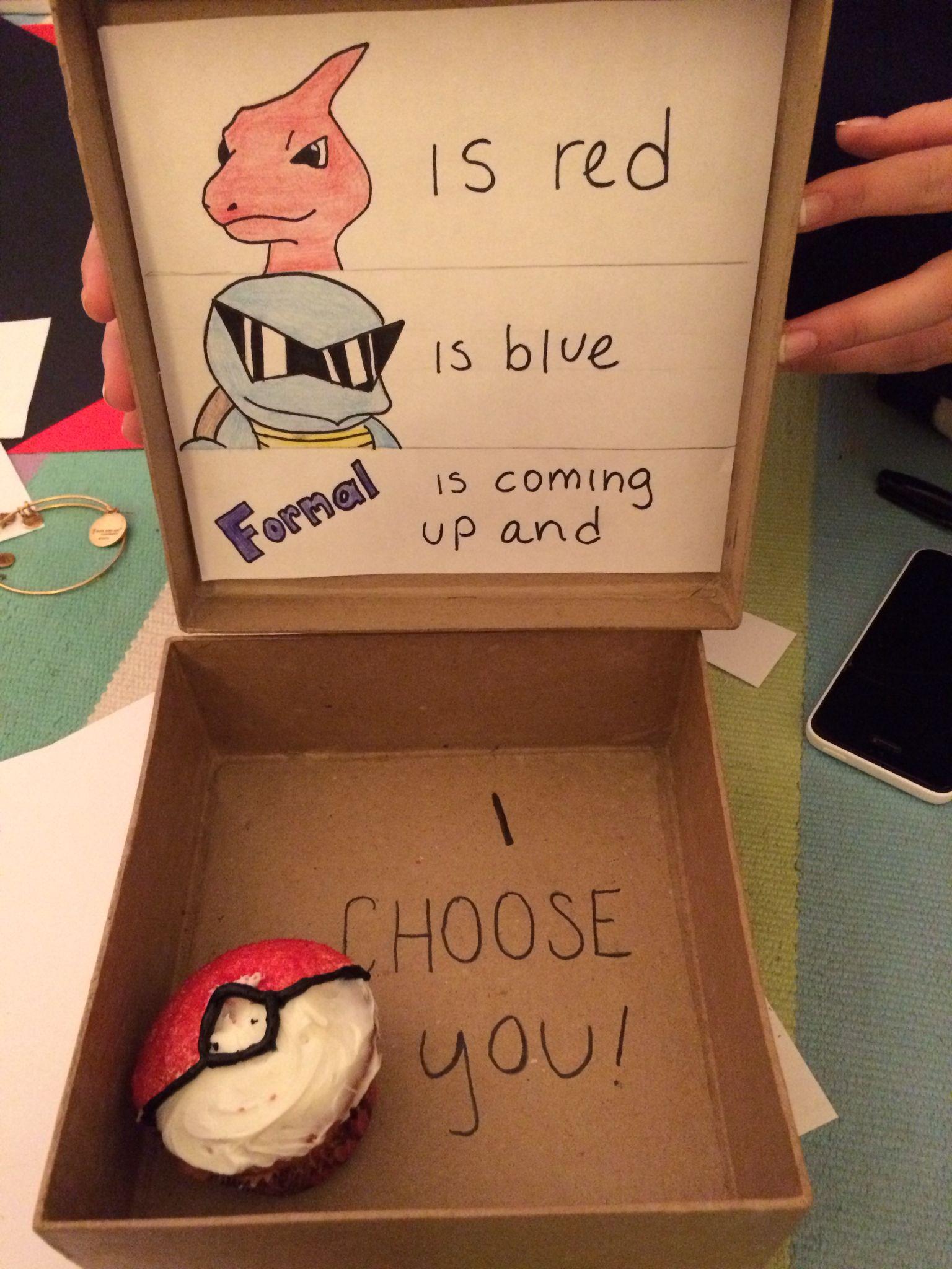 Pokemon proposal Pokemon proposal Formal Proposals