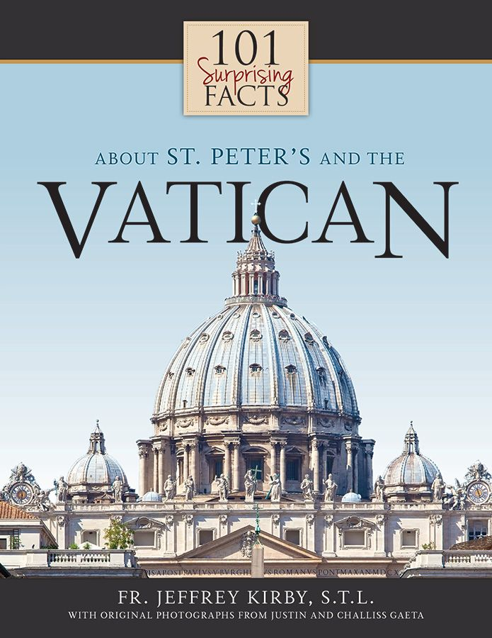 101 Surprising Facts About The Vatican