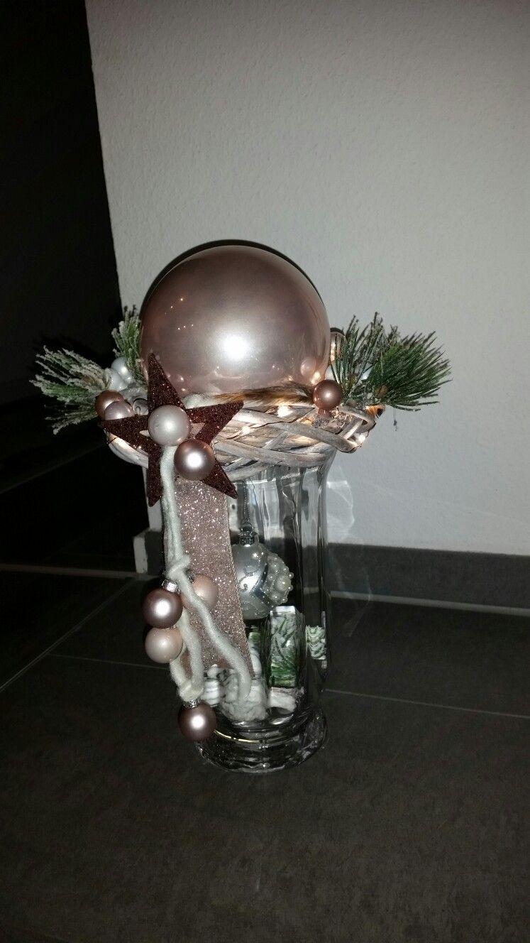 Pin Von Jasmina Zizek Auf Deko Bastelideen Weihnachten Dekoration Weihnachtsdekoration Weihnachtsdeko Draussen