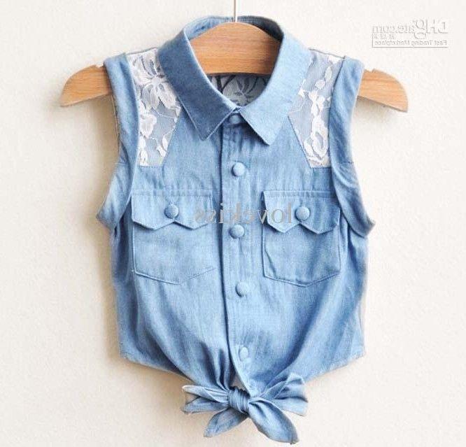 Light Blue Shirt Girlsquality T Shirt Clearance