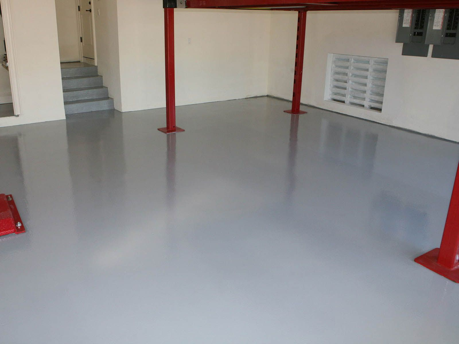 Garage Floor Paint In Basement Pin By Br Buildcare Solutions Pvt Ltd On Br Buildcare Painting