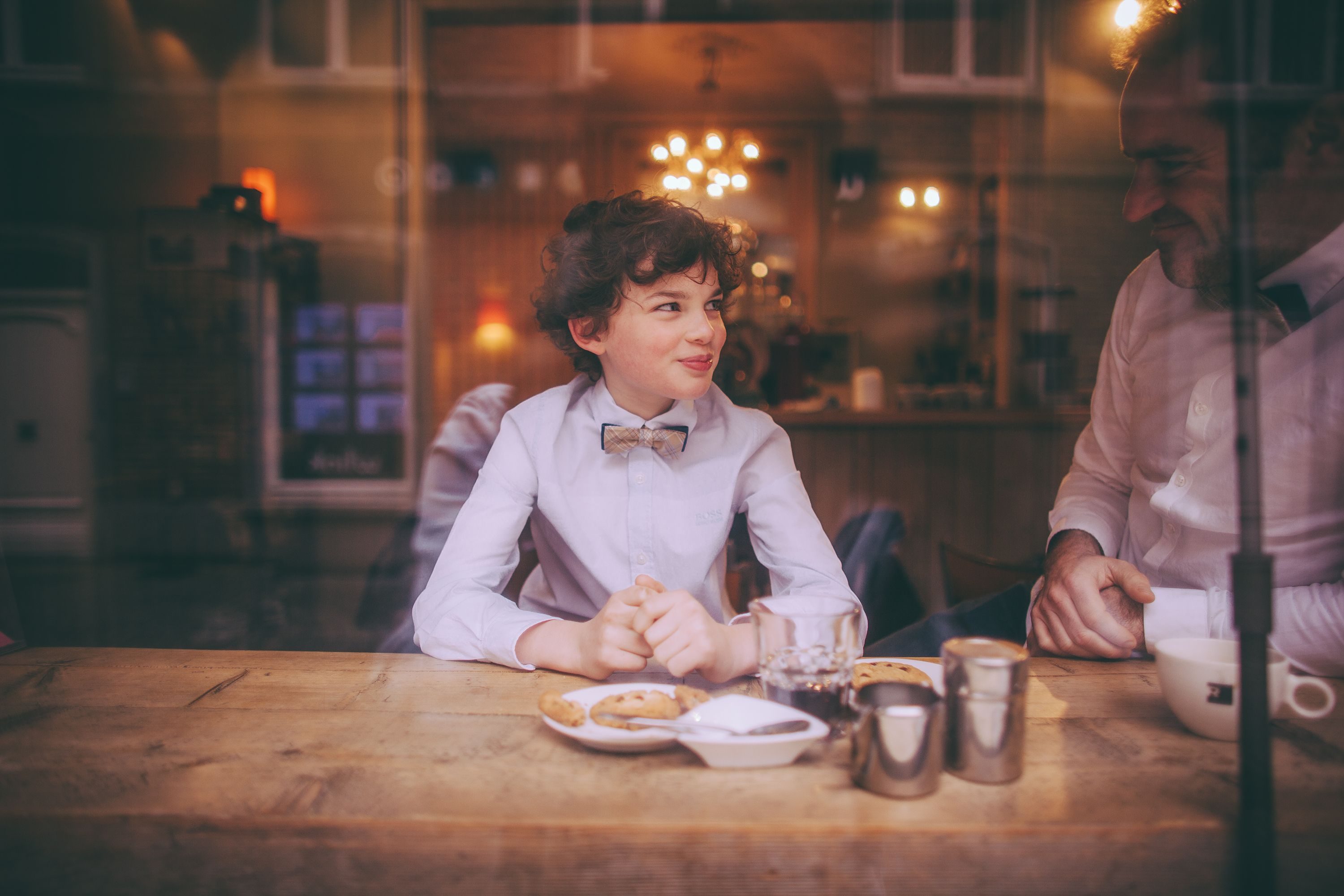Father & Son Bow tie by Bowking