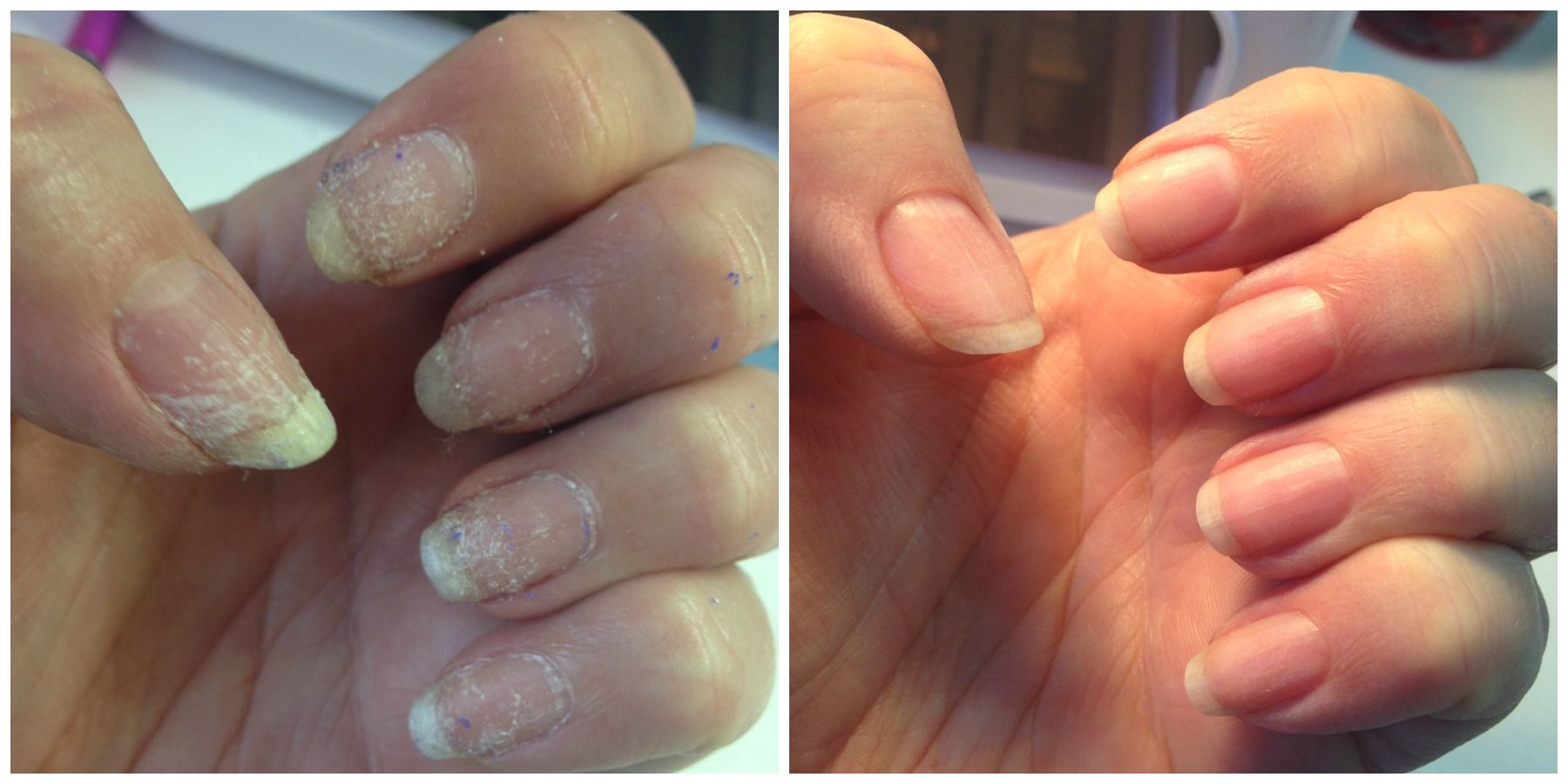 A gel polish tester tries ONE application of the IBX system and gets ...