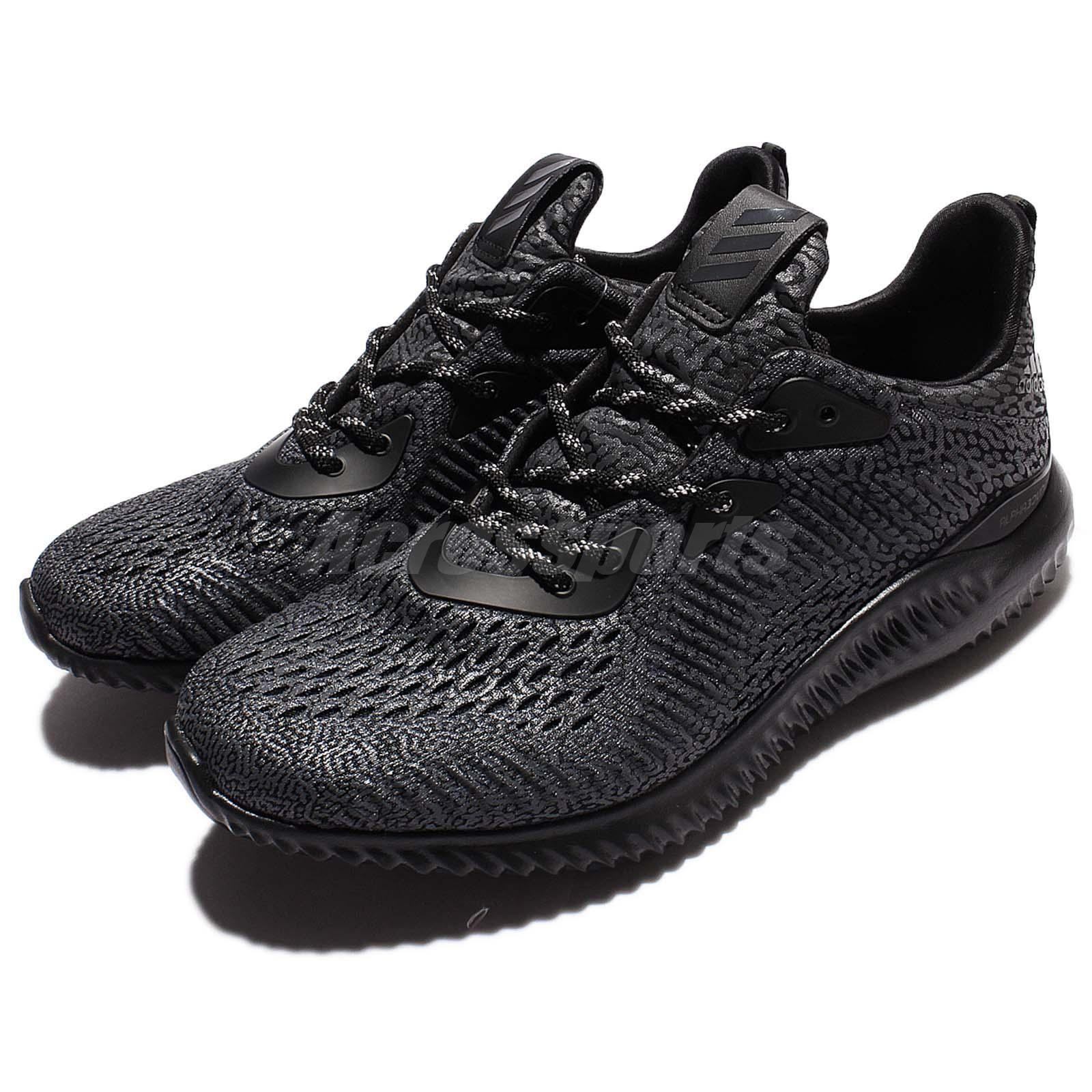 adidas alphabounce ams m aramis nero degli uomini in grigio le scarpe da corsa