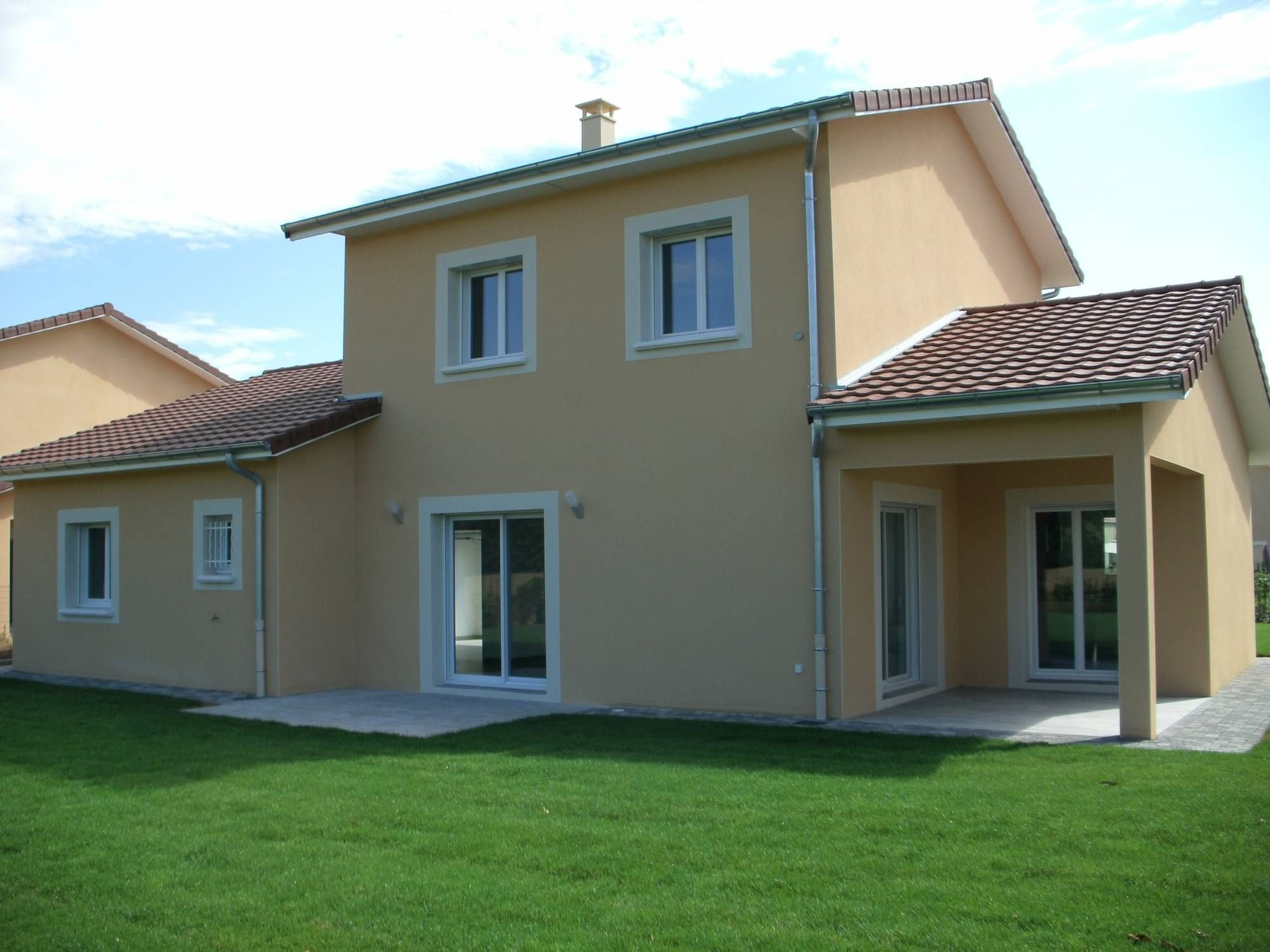 Prix Maison Ossature Metallique Clé En Main maison clé en main | prix maison, maison 100m2, maison