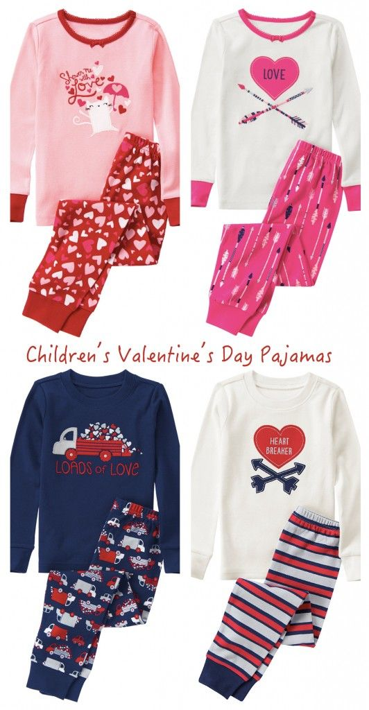valentines day matching mommy and me pajamas - Valentines Day Pajamas