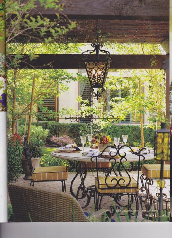 veranda beautiful outdoor