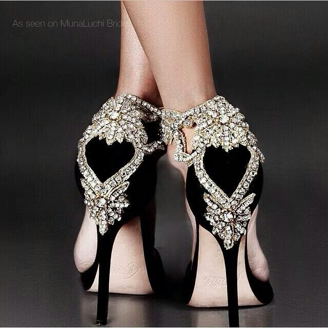 Bling rhinestone holiday heels. Bling rhinestone holiday heels Black Shoes  Wedding 5ab7dab01926