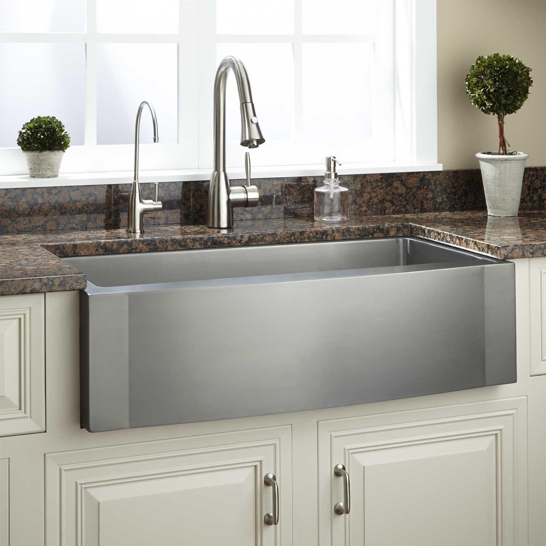 Large Kitchen Sinks | Farmhouse Sink Ikea | Fossett Sink | Faucets ...