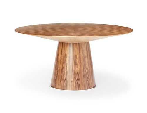 Structube   Dining Room : Tables : Fuji (North Teak)