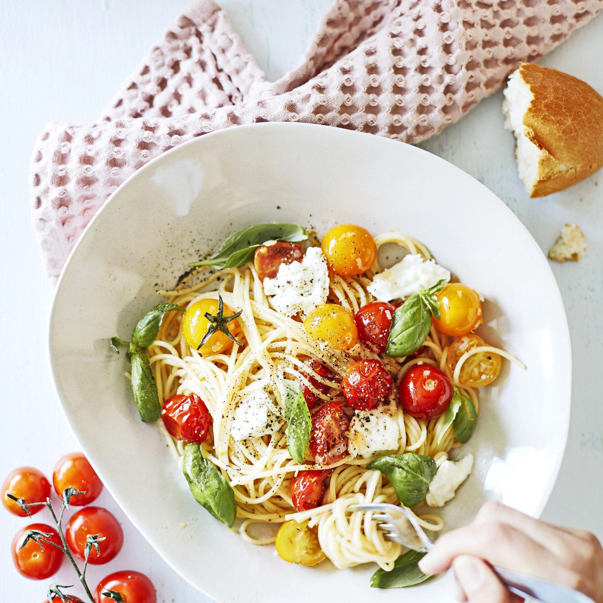 Tomaatti Mozzarellapasta