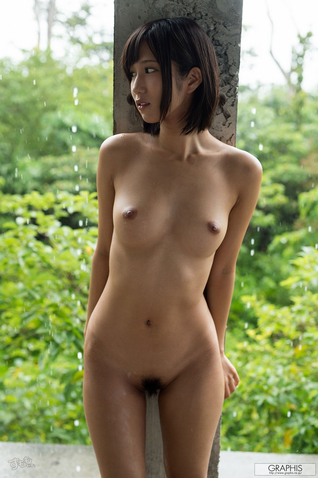 Hairy asain girls share your