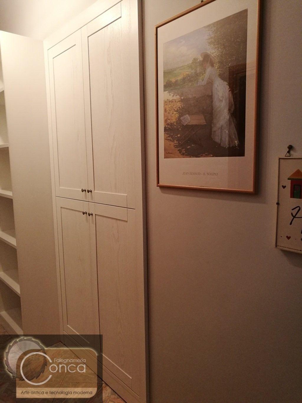 Armadio Filo Muro title} (con immagini) | armadio a muro, legno, mobili su misura