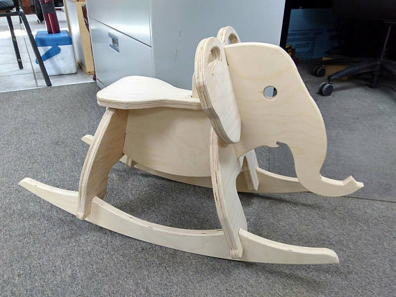 Surprising Toddler Elephant Rocker Rocking Chair Elephant Chair Gmtry Best Dining Table And Chair Ideas Images Gmtryco
