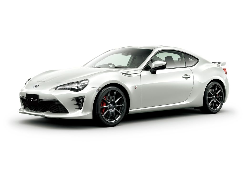 Toyota 86 Gt Limited High Performance Package Jp Spec 02 2017