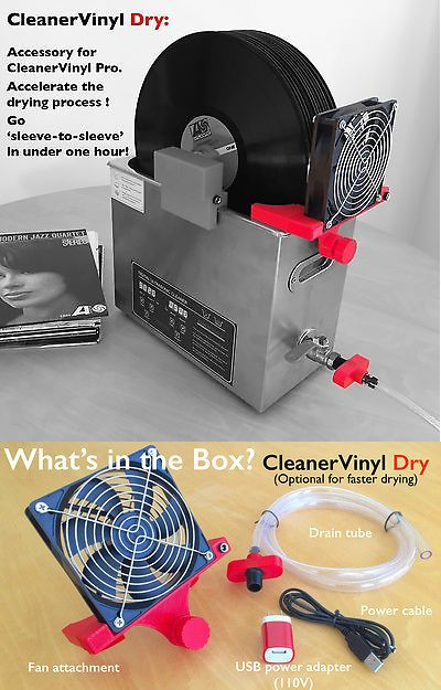 Vinyl Record Cleaning Cleanervinyl Dry Accessory Ultrasonic Vinyl Record Cleaning Buy It Now Onl Vinyl Record Cleaning Clean Vinyl Records Record Cleaner