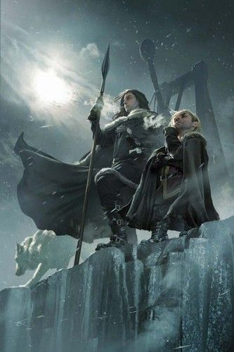 Jon Snow Tyrion Lannister Game Of Thrones A Song Of Ice And