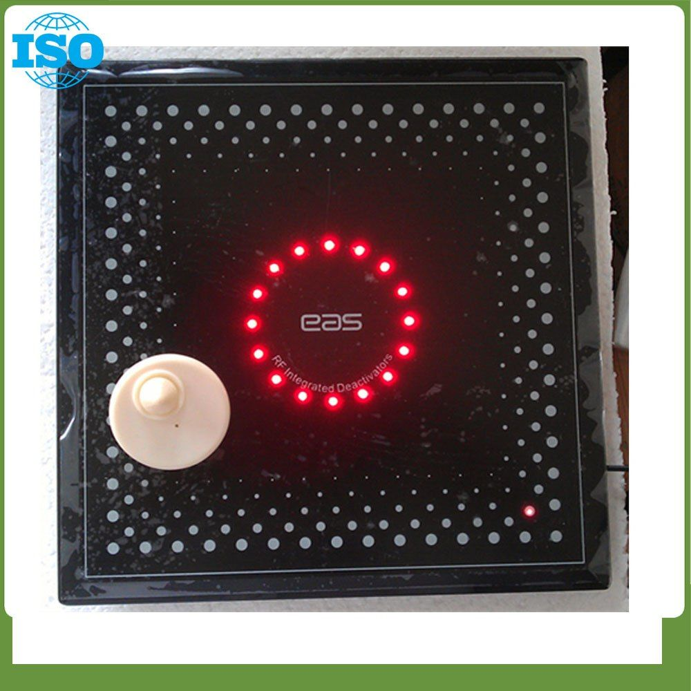 Rf8 2mhz Deactivator Retail Store Security Devices With Sound And Light Eas Security Alarm Tag Deactivator Supermarket Security Label Deactivator With So