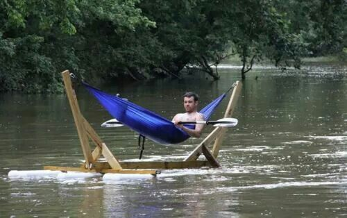 hammock canoe hammock canoe   photo      pinterest   canoeing  rh   pinterest