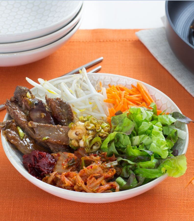 Korean Bulgogi Bowl   Bulgogi, Korean bulgogi, Asian dishes