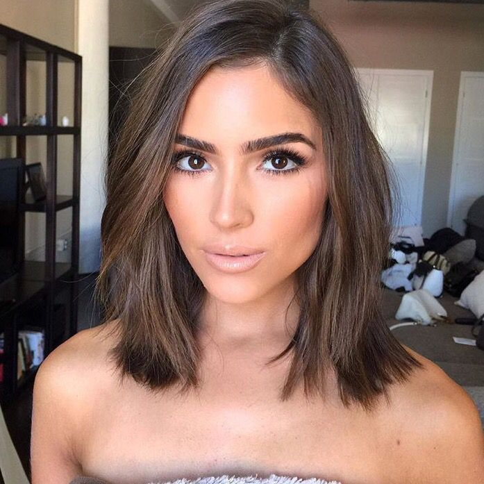 Image Result For Olivia Culpo Ryan Lochte Haircut Pinterest