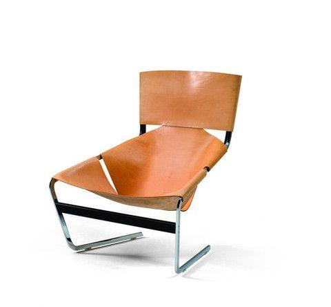 Pierre Paulin F444 Chair