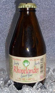 The Rhinelander Brewing Company Is Famous For Their Rhinelander