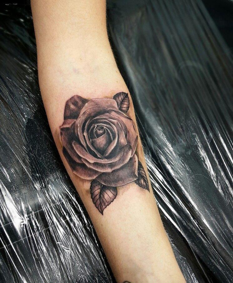 Rosetten Tattoo
