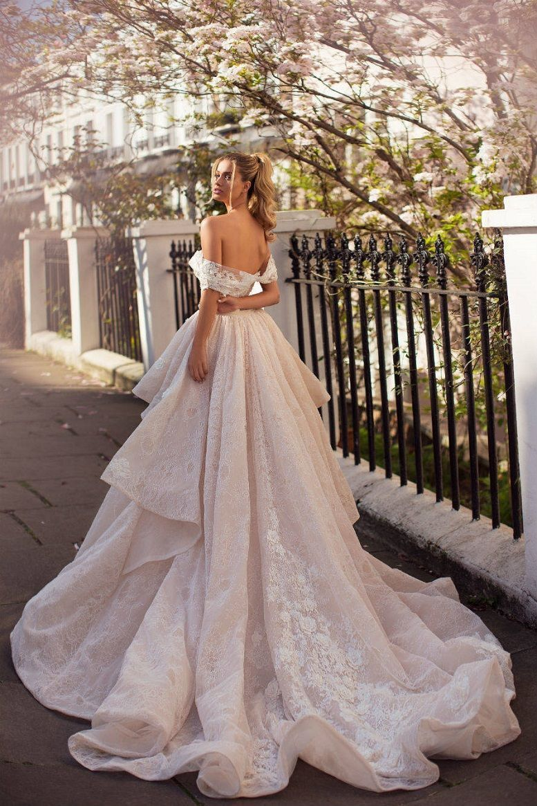 Photo of Milla Nova Brautkleider – Blooming London Bridal Collection   – wedding