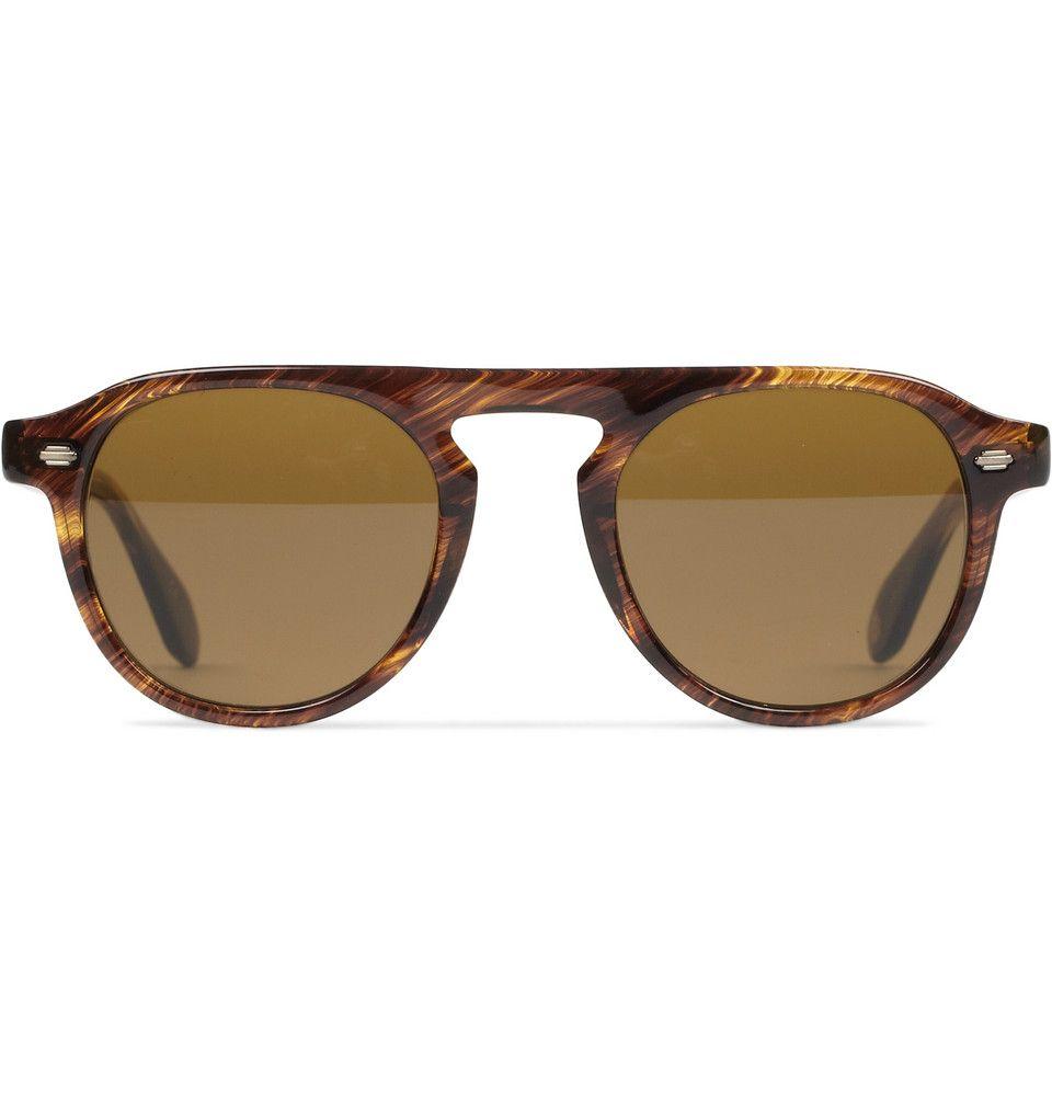 f5a9ffa4747 Dita Baron Optical Twelve Carat Gold Frame Men s Sunglasses ...
