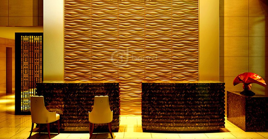 Decorative Tile Board Inreda 3D Board Wall Cladding Tiles  Interior Decorative Tile