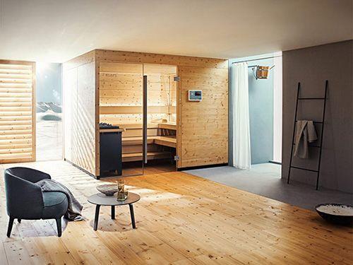 sauna KLAFS Chalet Home Pinterest Saunas, Sauna design and - sauna designs zu hause