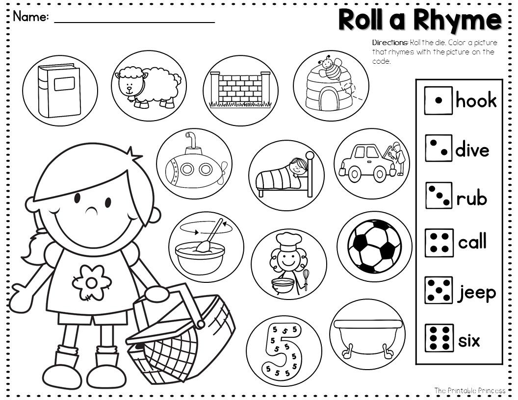 Summer Activities And Partner Games For Kindergarten Includes Math Amp Literacy