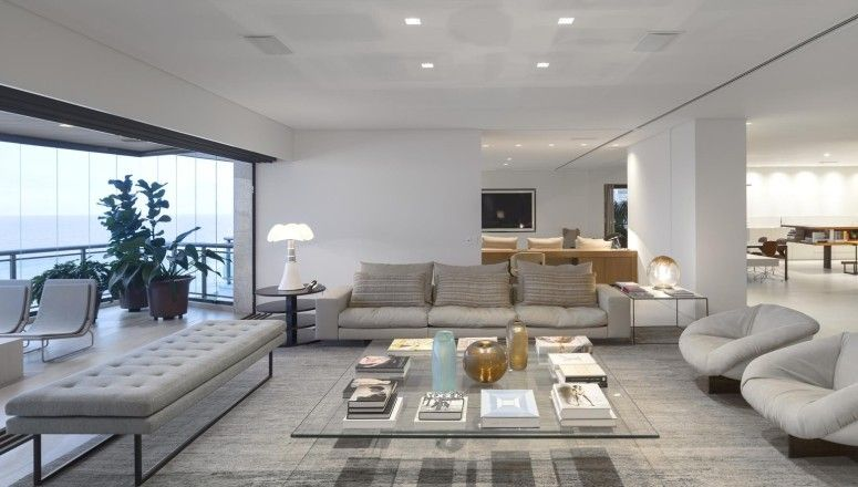 spacious and luxurious gn apartment in rio de janeiro beautiful rh pinterest com