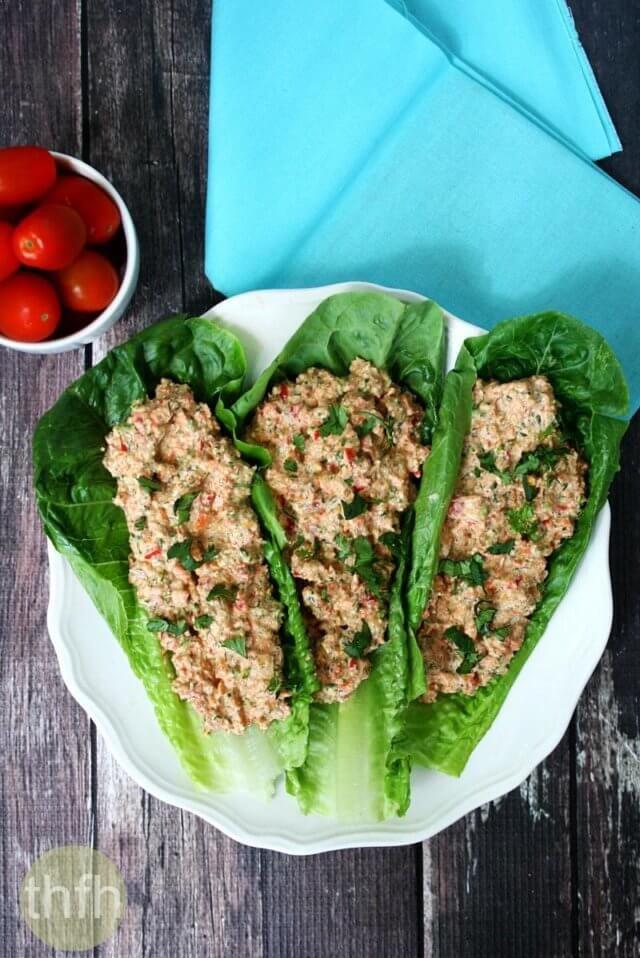 Raw Mock Chicken Salad Raw Vegan Gluten Free Dairy Free Paleo Friendly