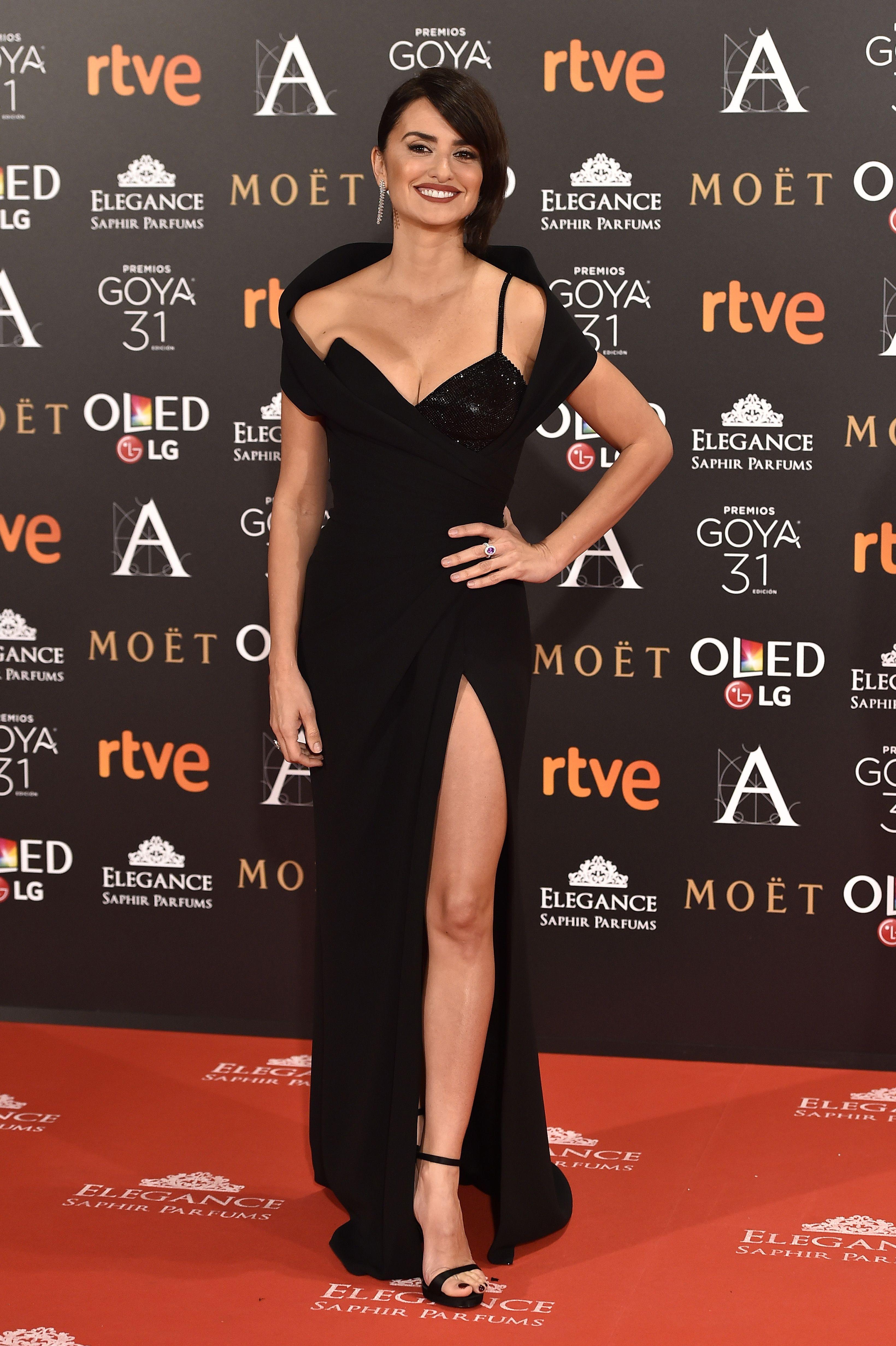 Penélope Cruz - Goya 2017: las 13 actrices mejor vestidas de la noche