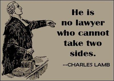 Quotes About Lawyer