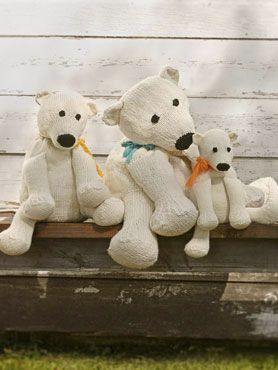 Spud & Chloë — Fun pattern collection for both kids and adults in knit and crochet — Pattern Store » Three Brrr Bears