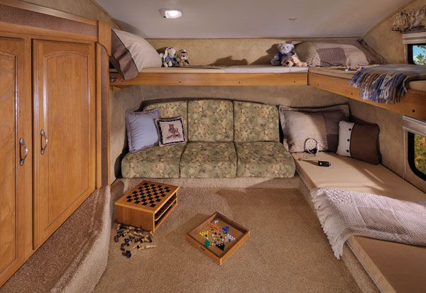 Camping Trailers Outdoors On Pinterest Campers Rv