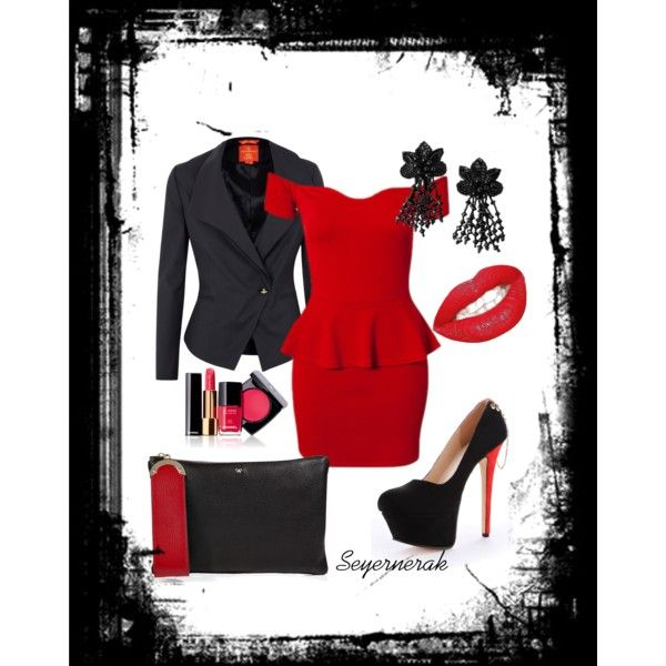 """Valentines Collection"" by seyernerak on Polyvore"