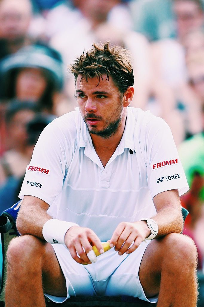 Wimbledon 2015   Stan Wawrinka (Yonex)