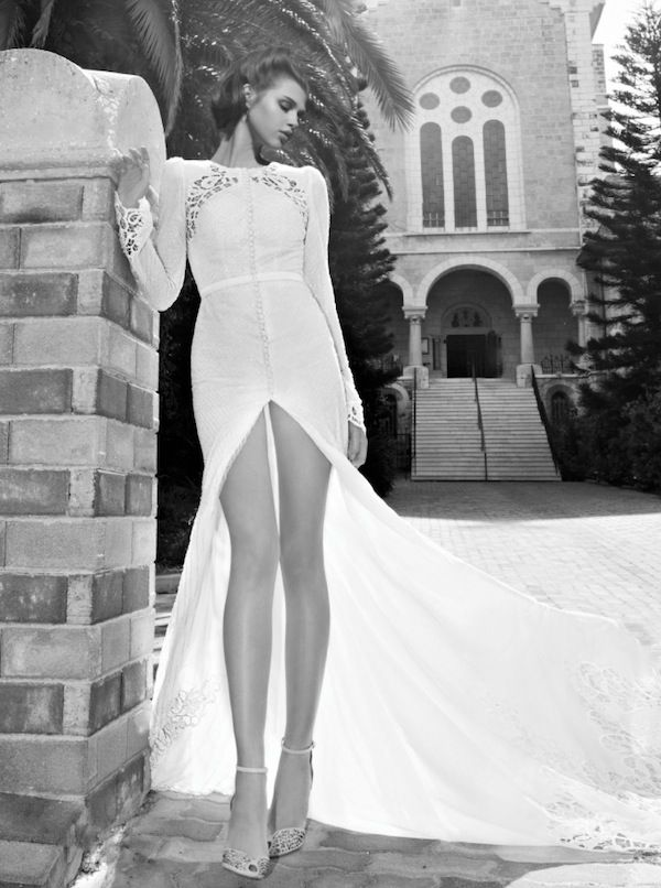 Inbal Dror 2013 Wedding Dress Collection - Page 2 of 2   Pinterest ...