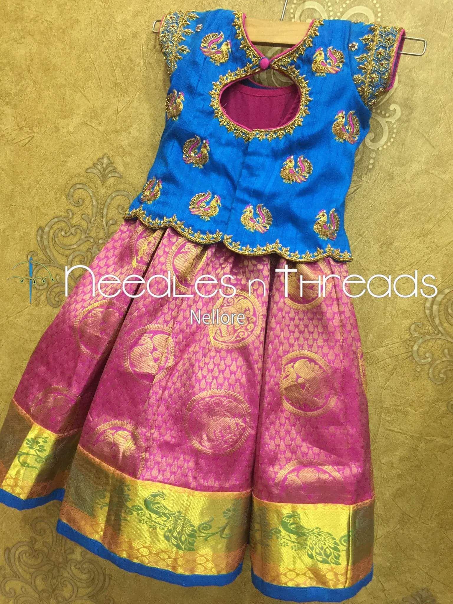 21740918 1925547117705715 8135771627956775957 O Jpg 1 536 2 048 Pixels Kids Blouse Designs Kids Designer Dresses Kids Dress Collection