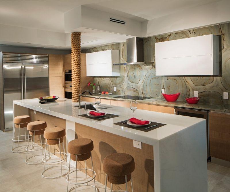 Moderne Kuchenplanung Und Gestaltung 75 Stilvolle Traumkuchen Kuchen Design Kuchendesign Modern Innenarchitektur Kuche